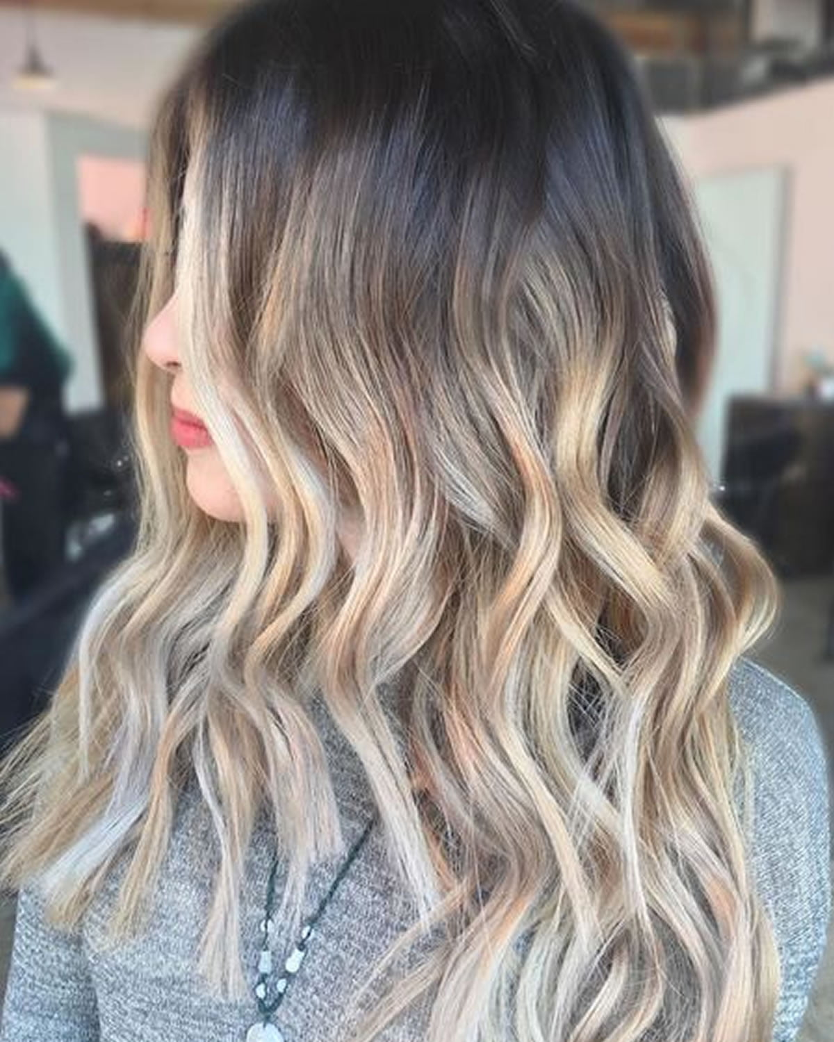 2018 balayage hairstyles for long hair balayage hair ideas page 5 hairstyles. Black Bedroom Furniture Sets. Home Design Ideas