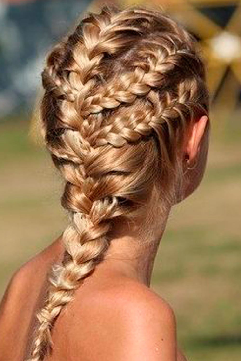 2018 Christmas Hairstyles: Braided Hairstyles for the 2018 ...