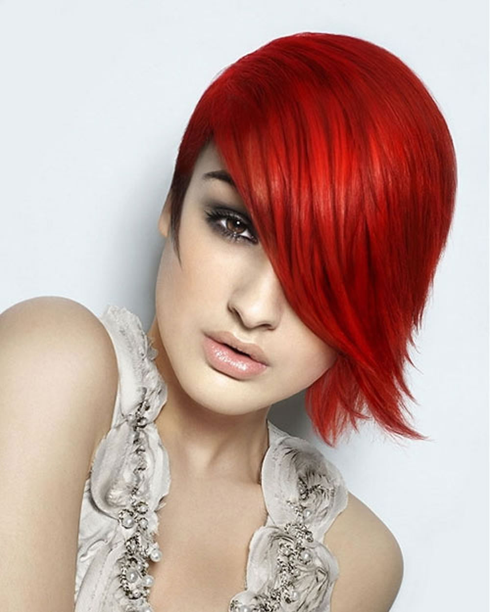 2018 Red Short Hairstyles - Top Red Hair Colours
