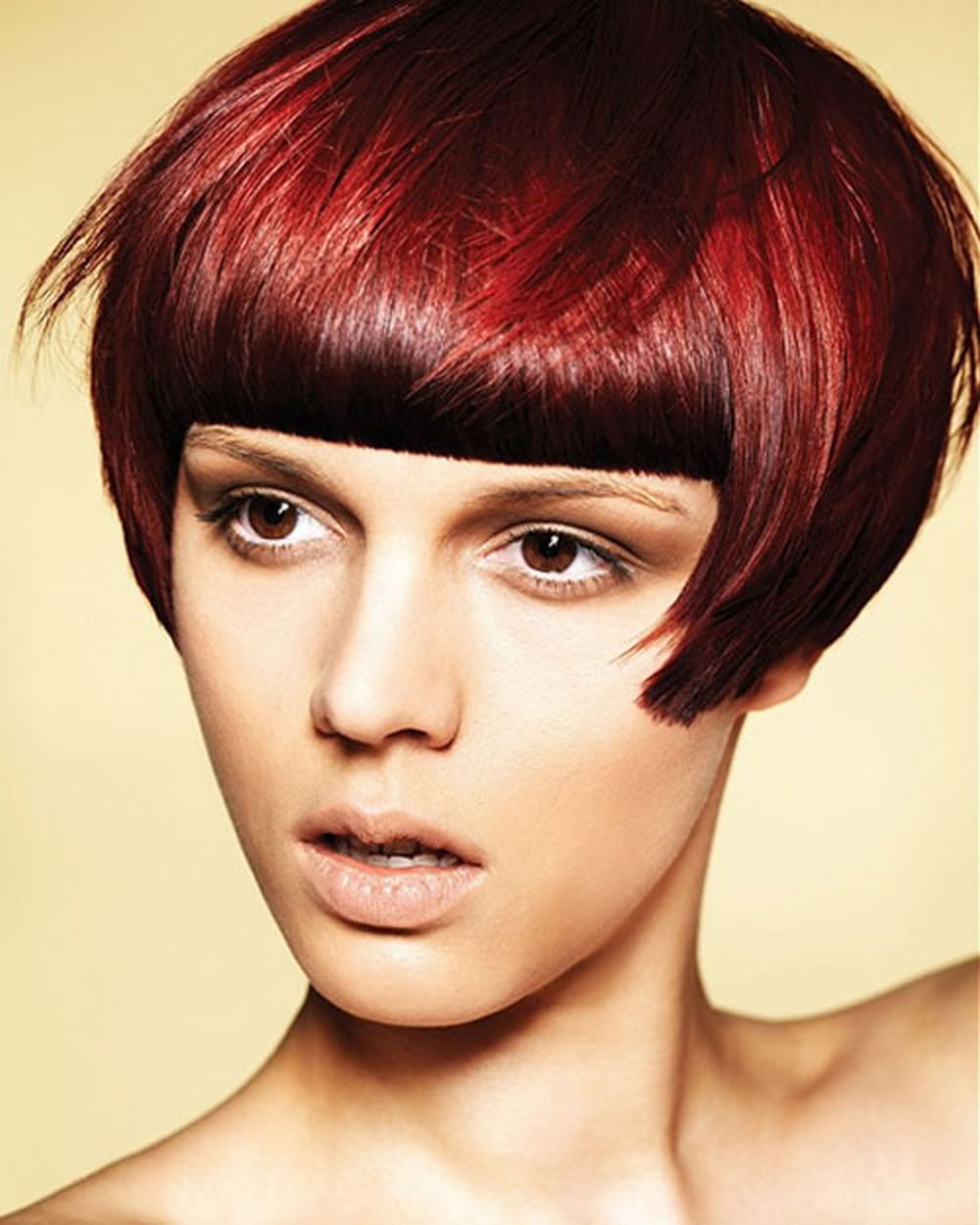 2018 Red Hairstyles Red Short Hair Ideas Amp Colours For