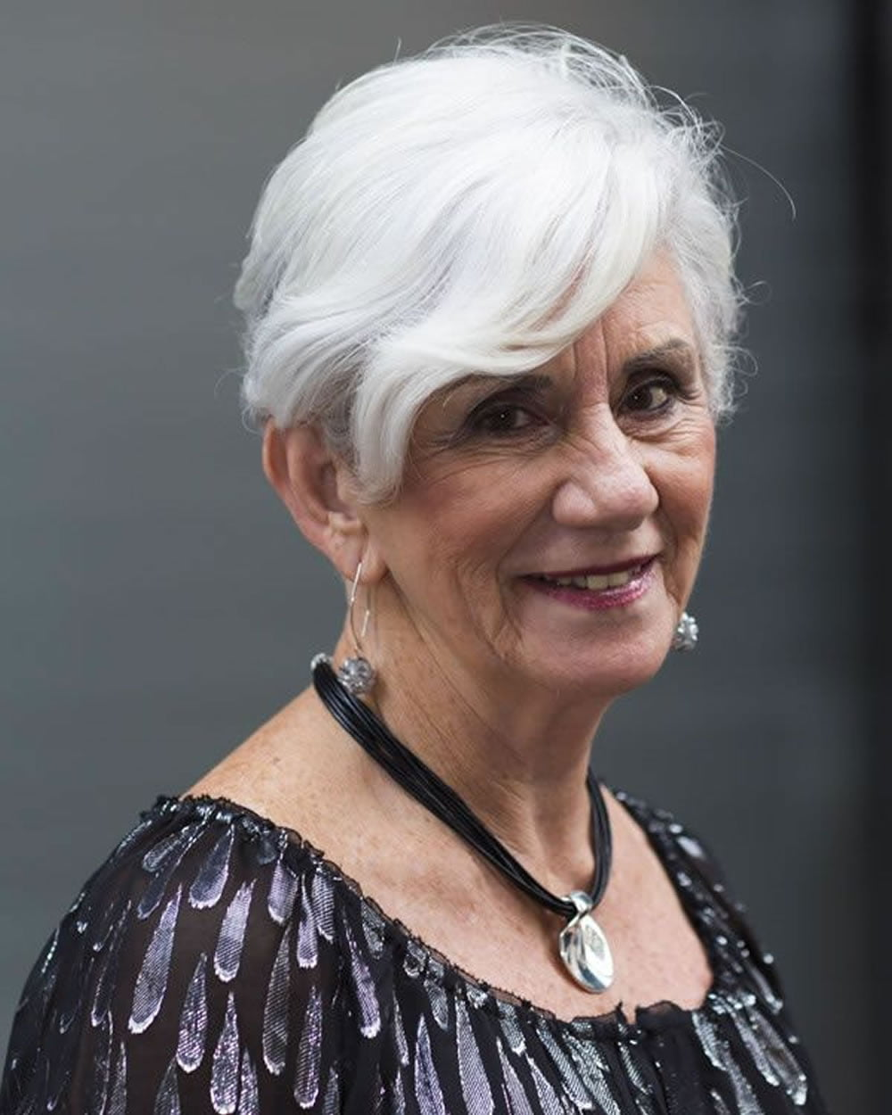 2018 S Best Haircuts For Older Women Over 50 To 60 Page