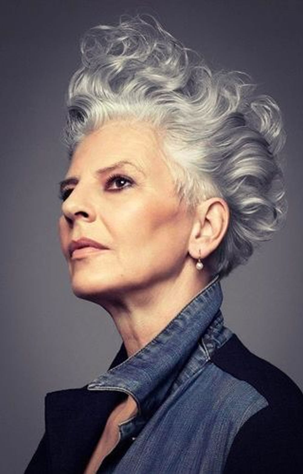 26 Fabulous Short Hairstyles for Women Over 50  Page 7 of