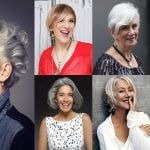 2018's Best Haircuts for Older Women Over 50 to 60