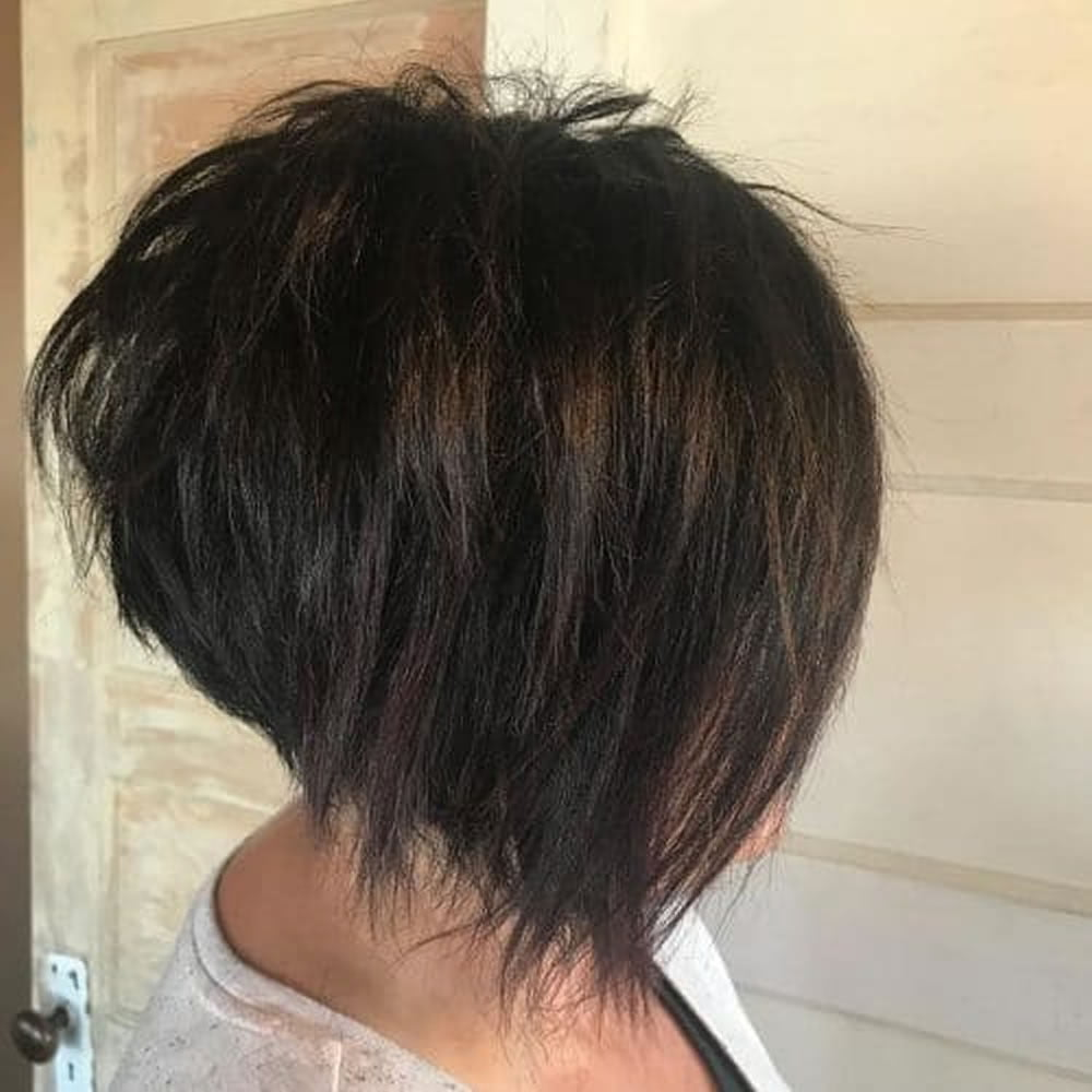 Pictures Of A Line Haircuts 100