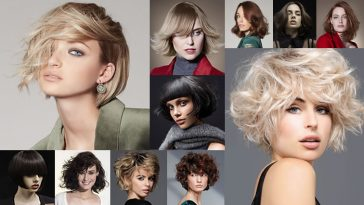 Bob Short Hairstyles & Hair Colors Spring-Summer 2018-2019