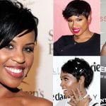 Feminine Pixie Hairstyles For Black Ladies 2018-2019 Afro American Short Hair