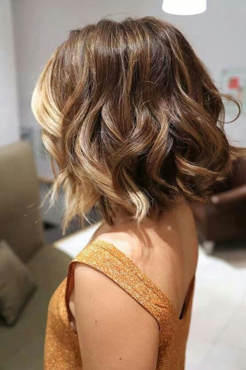 Ombre Colored Short Hairstyles For Summer 2018 2019 Page
