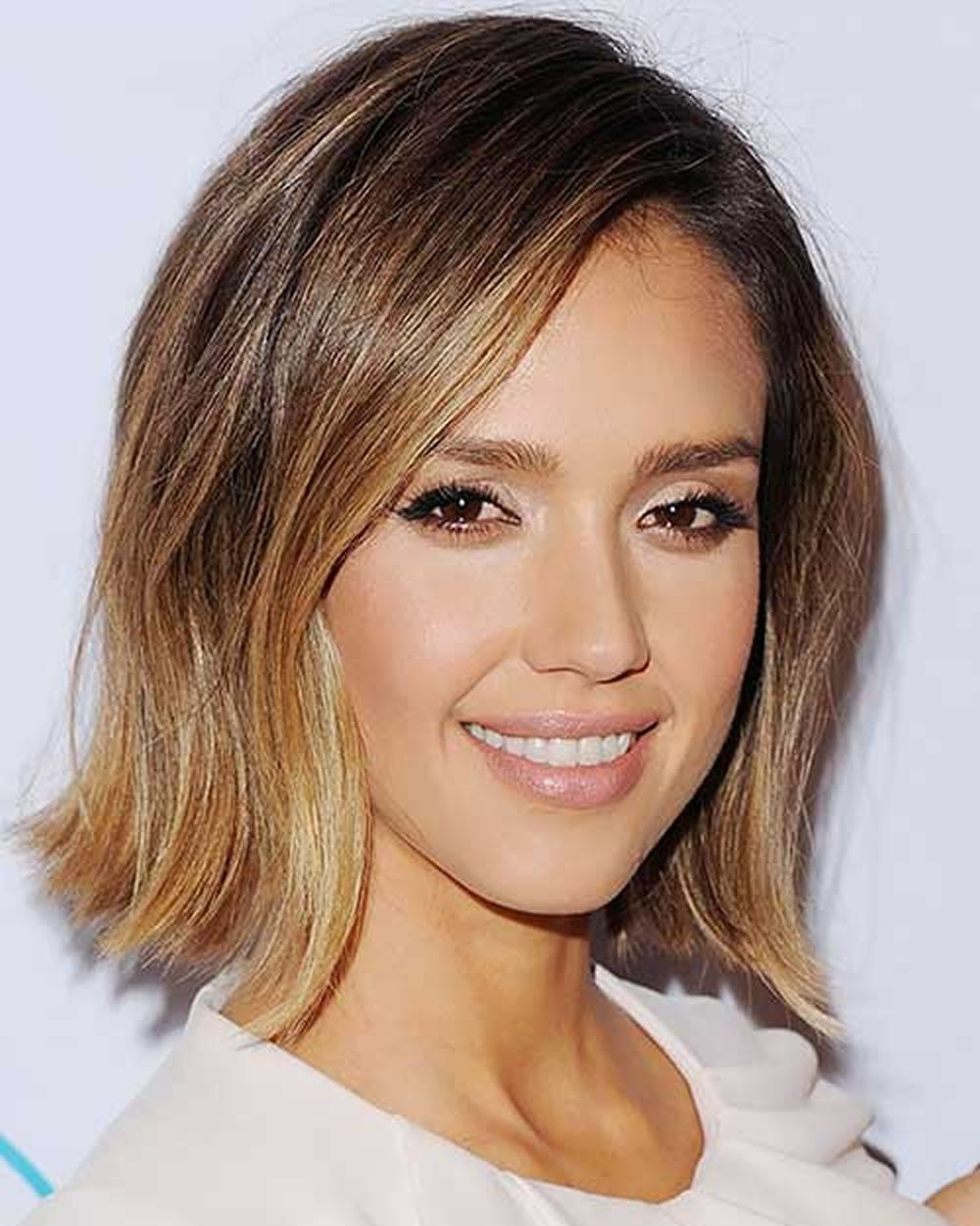 Ombre Colored Short Hairstyles for Summer 2018-2019 | Page