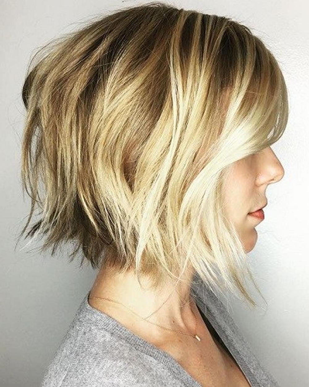 Overwhelming Short Choppy Haircuts for 2018-2019 (Bob+Pixie Hair)