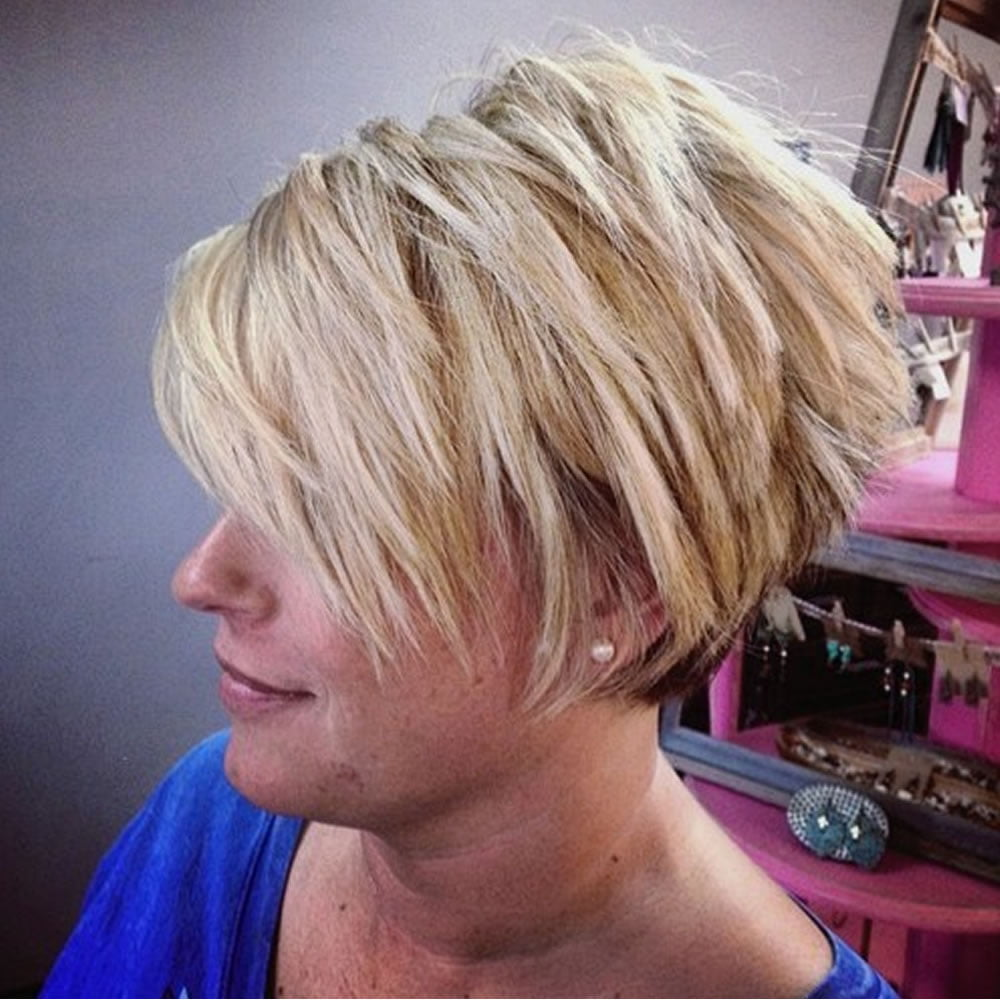 Overwhelming Short Choppy Haircuts for 2018-2019 (Bob+Pixie Hair) | Page 8 of 9