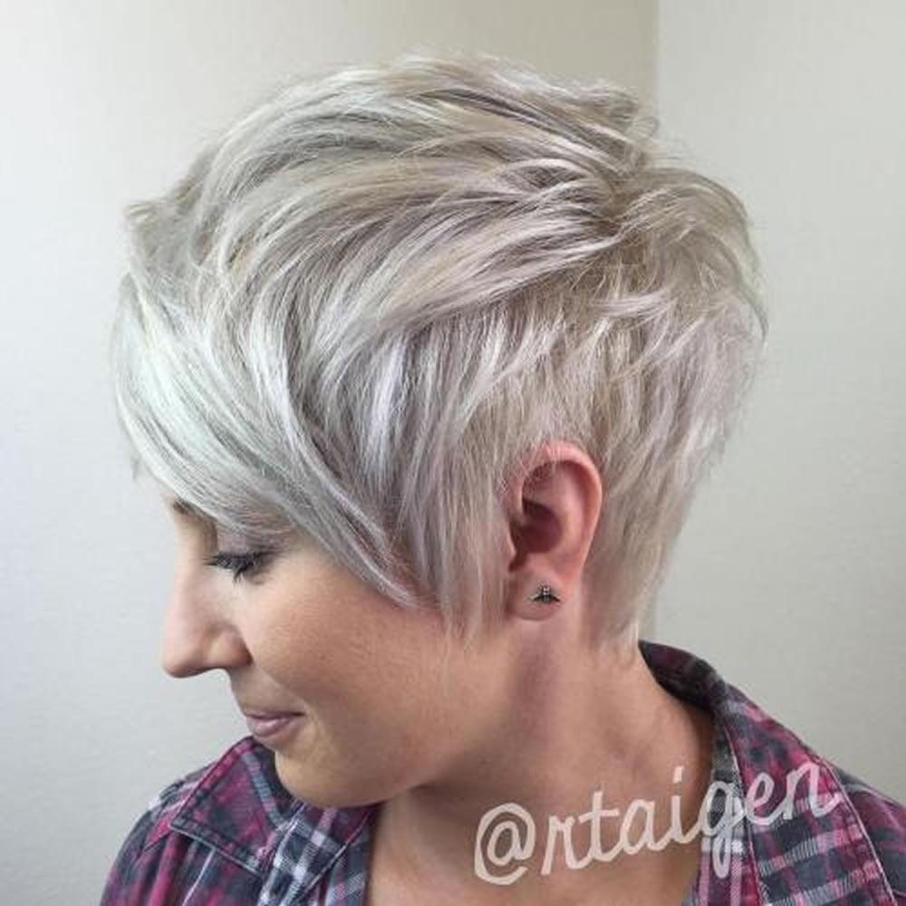 Short Choppy Pixie Hairstyles Best Short Hair Styles