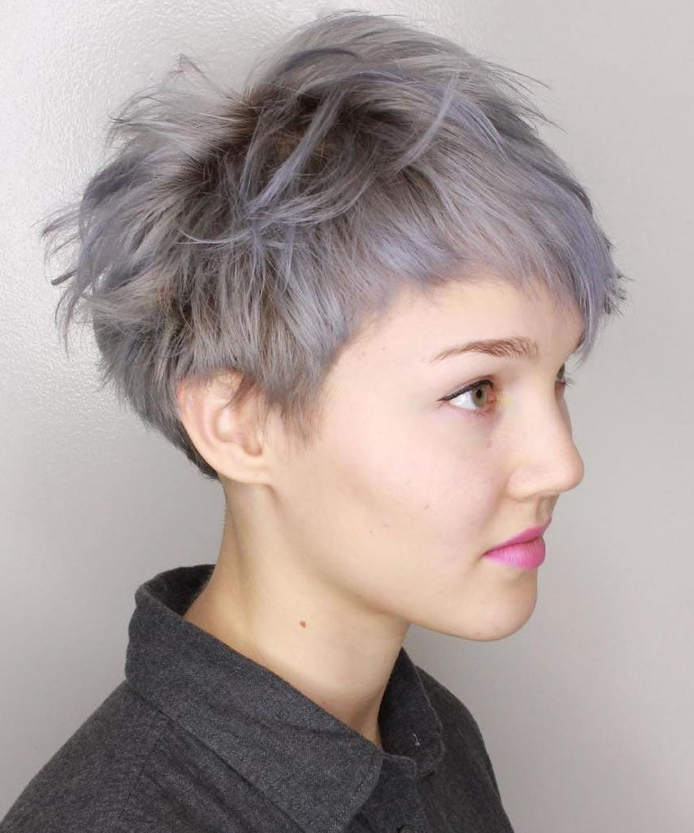 Short Layered Hairstyles 2018 For Women Who Love Short Hairstyles Page 6 Hairstyles