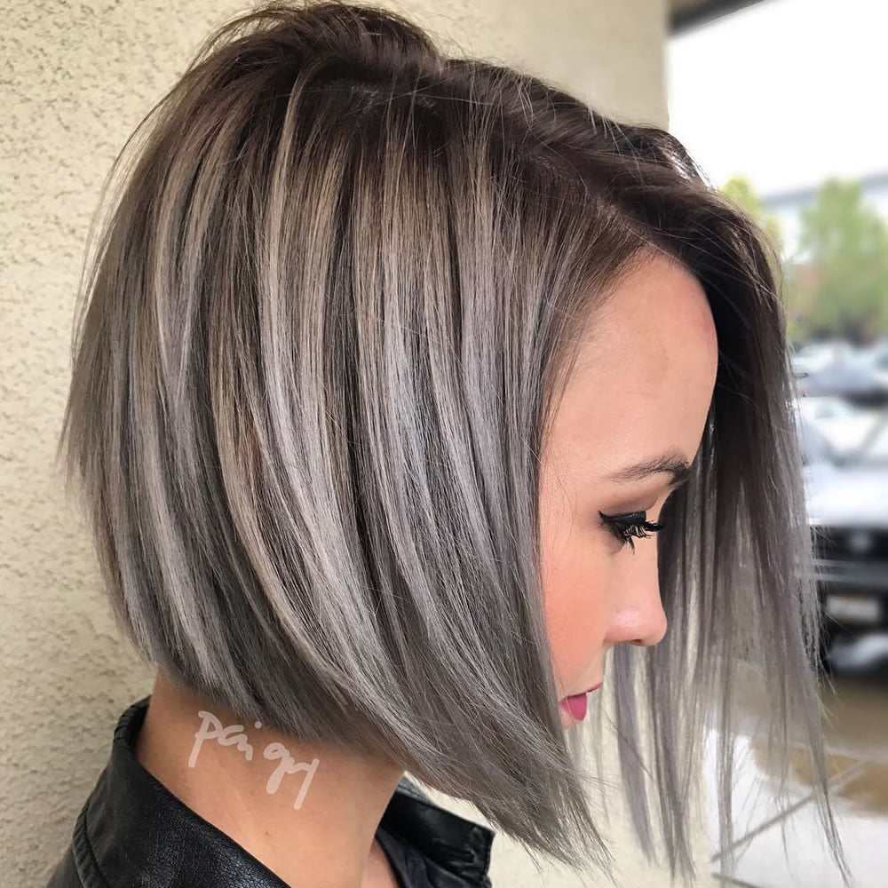 Medium Hairstyles: Short Layered Hairstyles 2018 For Women Who Love Short