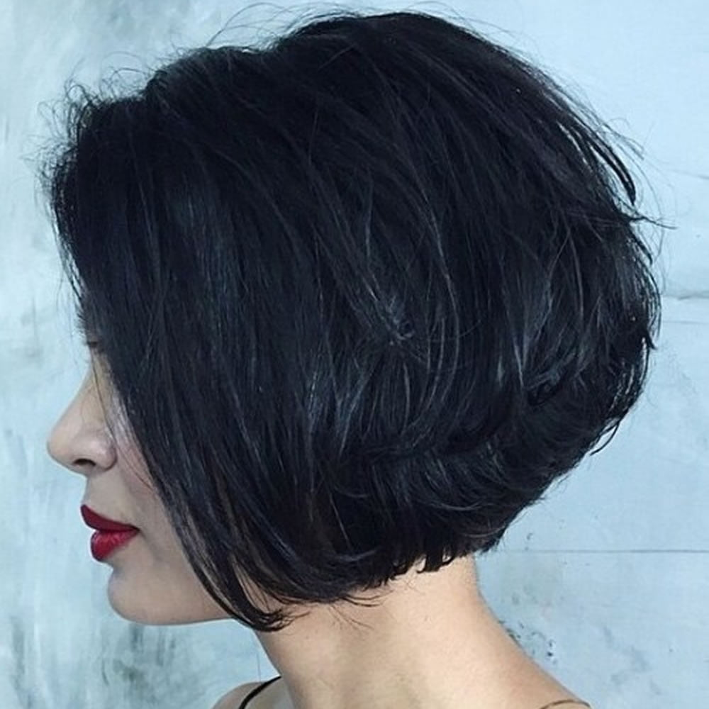 Short Layered Hairstyles 2018 for Women Who Love Short Hairstyles ...
