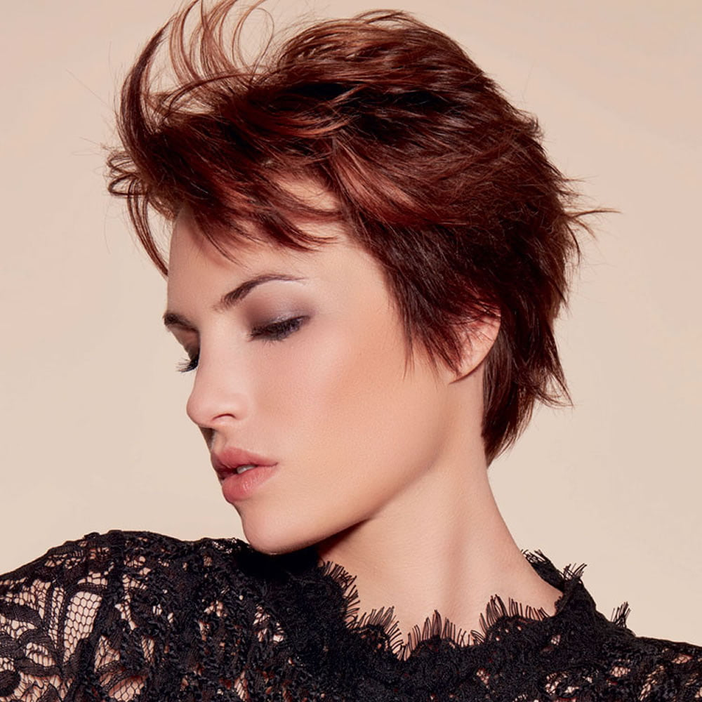 Short Pixie Hairstyles Trend Hair Color Inspirations For