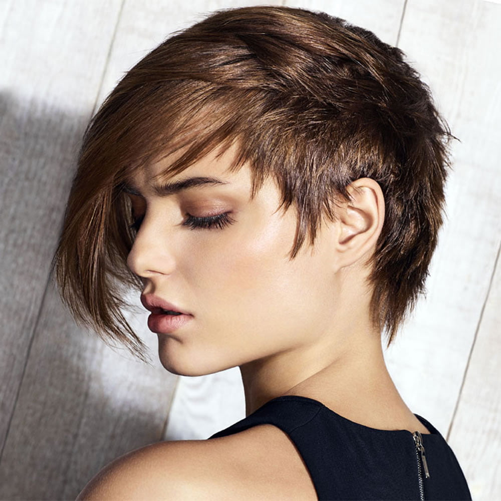 Short Pixie Hairstyles Trend Hair Colors for Spring-Summer 2018-2019 | Page 2 of 7