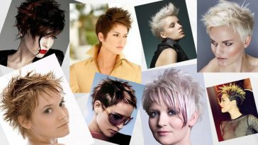 Spiky Hairstyles 2018 - Ladies Which Short Spiky Hair Style Preferred in 2017s