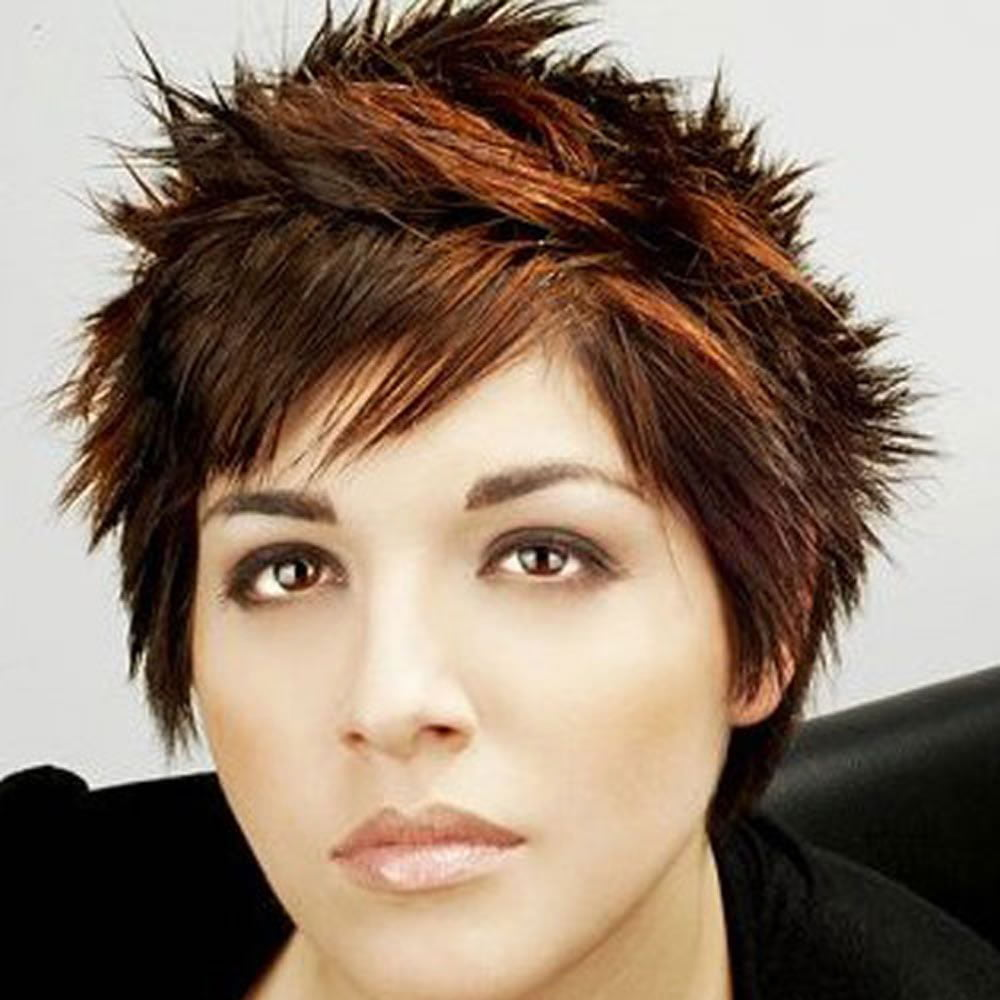 Spiky Hairstyles 2018 - Ladies Which Short Hair Style