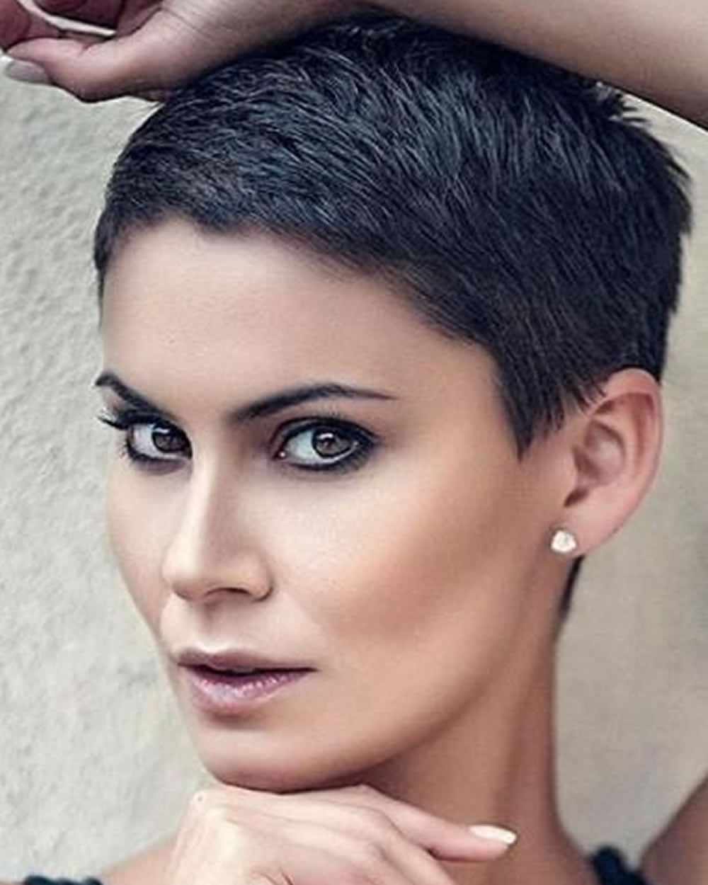 Super Very Short Pixie Haircuts Hair Colors For 2018 2019 Hairstyles