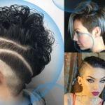 Undercut Short Pixie Hairstyles for Ladies 2018-2019