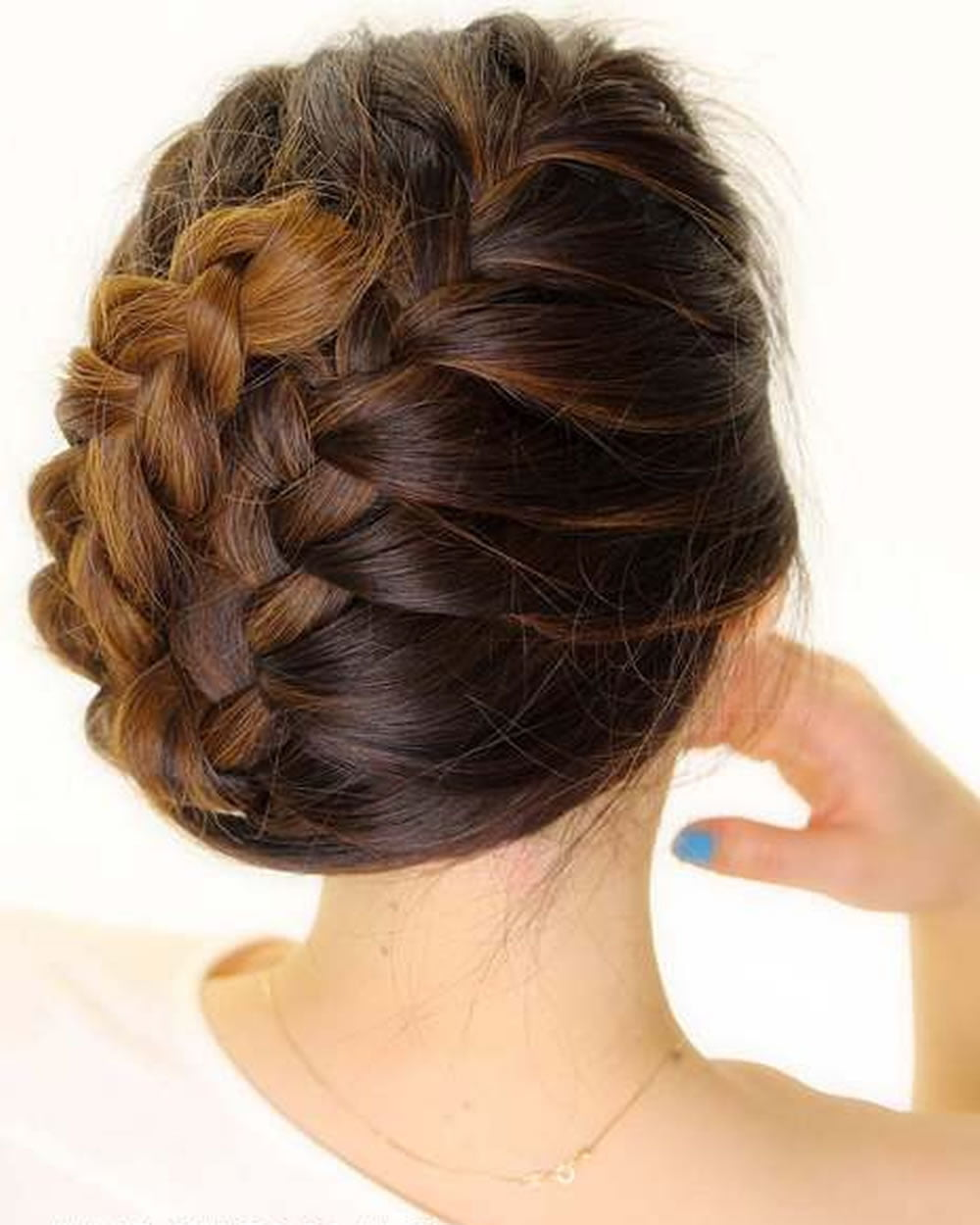 easy braided hairstyles tumblr