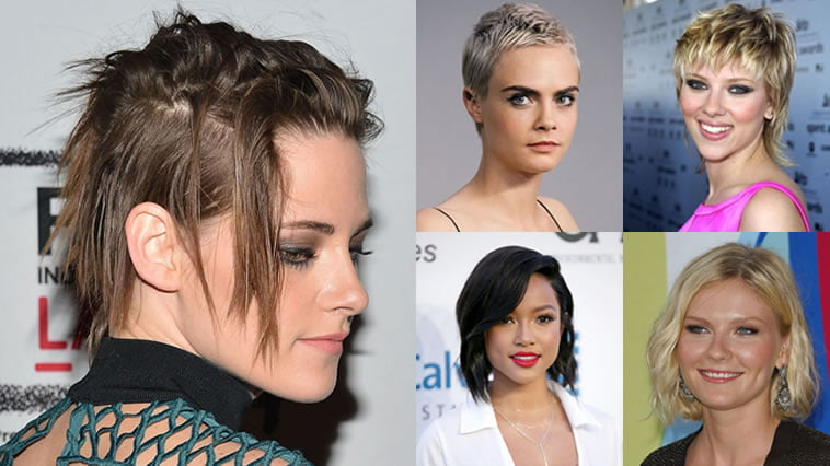 2018 Short Hairstyles - Short Haircut Image - Trendy 2017 Short Hair Idea