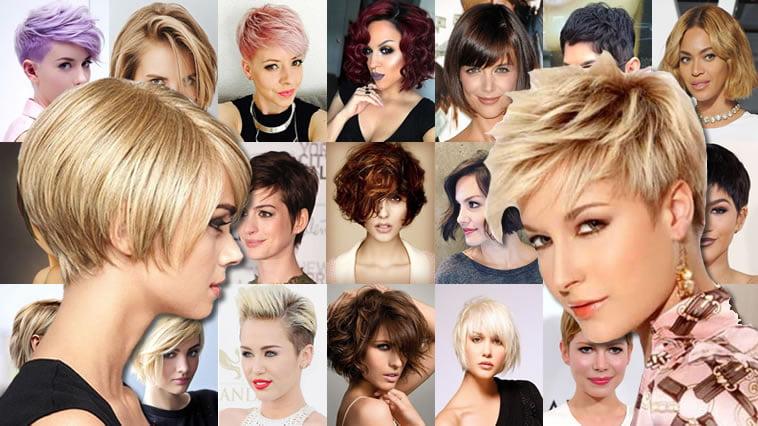31 Chic Short Haircut Ideas 2018 & Pixie & Bob Hair Inspiration for ...