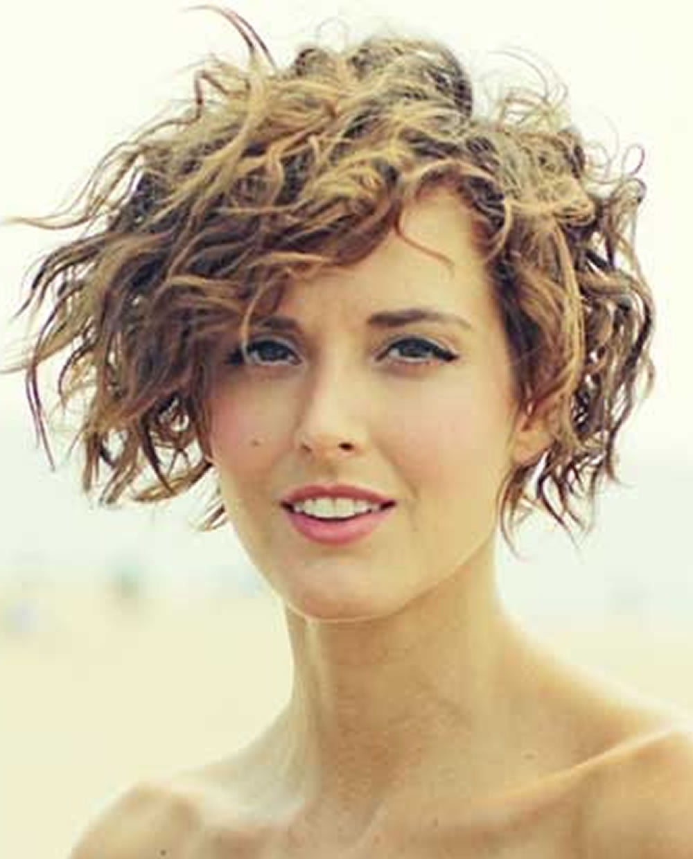 Asymmetrical Short Curly Hair Styles 2018 2019 Short Bob Haircuts Page 9 Hairstyles