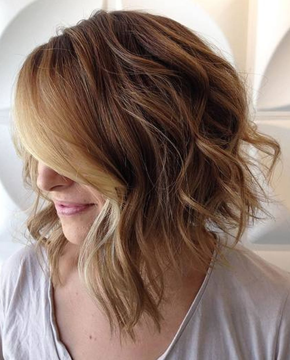 Balayage Short Bob Hairstyles for 2018 & Bob Haircuts & Balayage Bob Hair Ideas