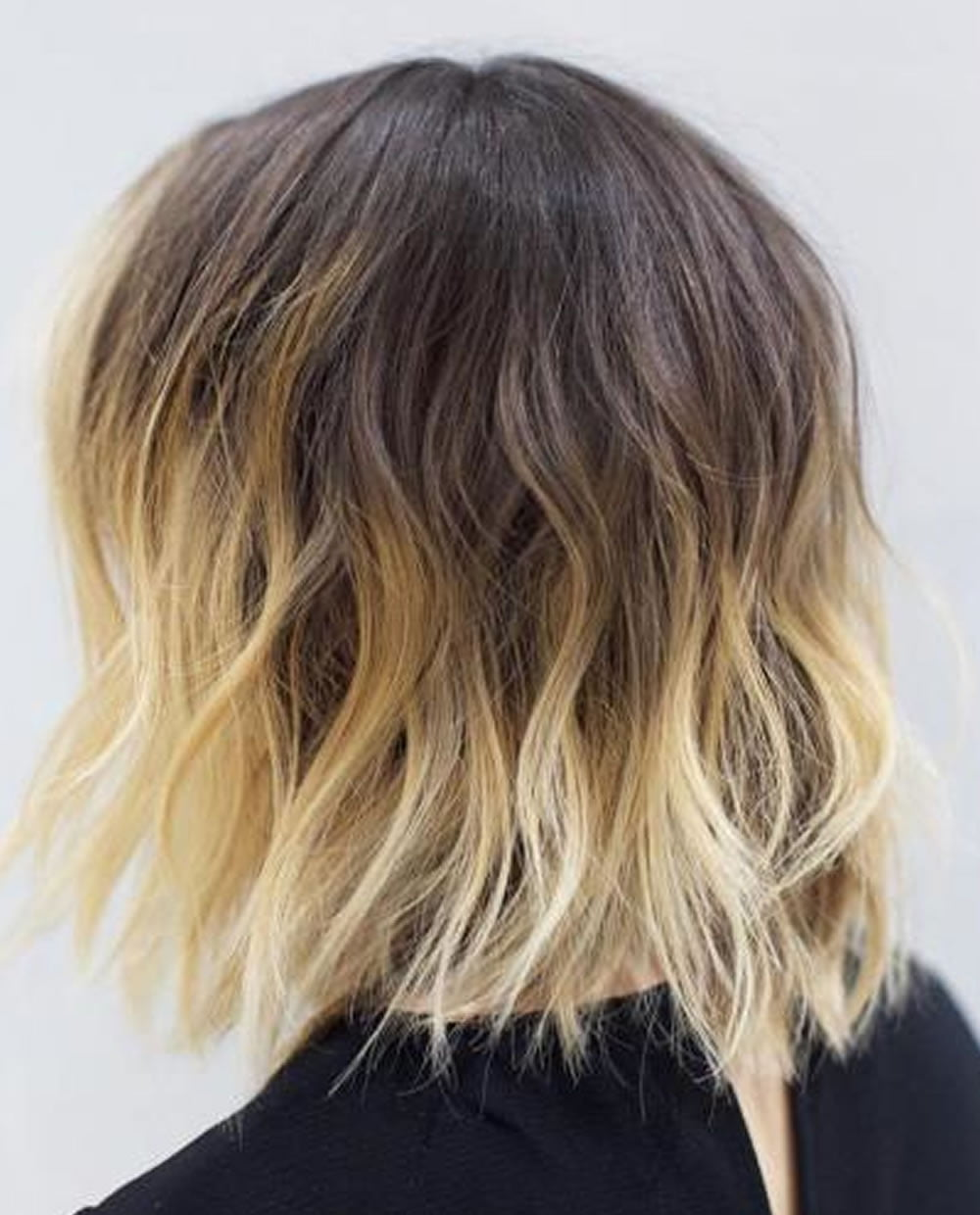 balayage short bob hairstyles haircuts for 2018. Black Bedroom Furniture Sets. Home Design Ideas