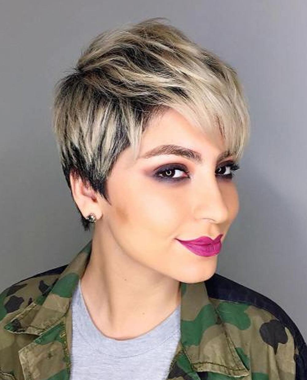 Short haircuts hairstyles