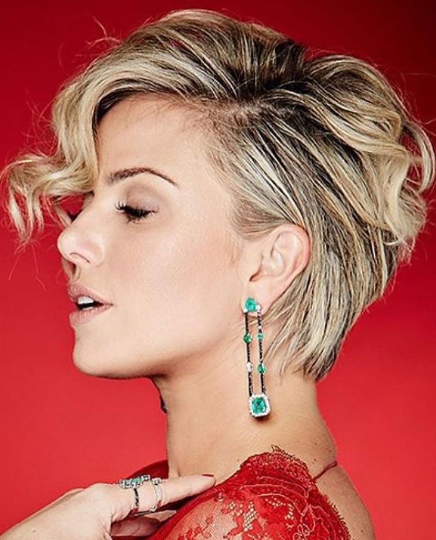 Balayage Short Hairstyles &  Pixie Haircuts & Short Balayage Hair Colors 2018