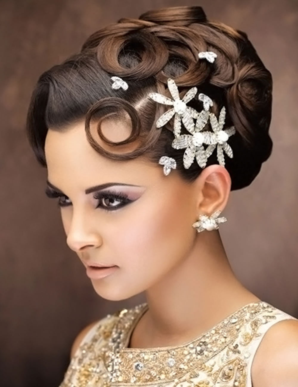 Christmas Party Hairstyles for 2018 & Long, Medium or ... - photo #41