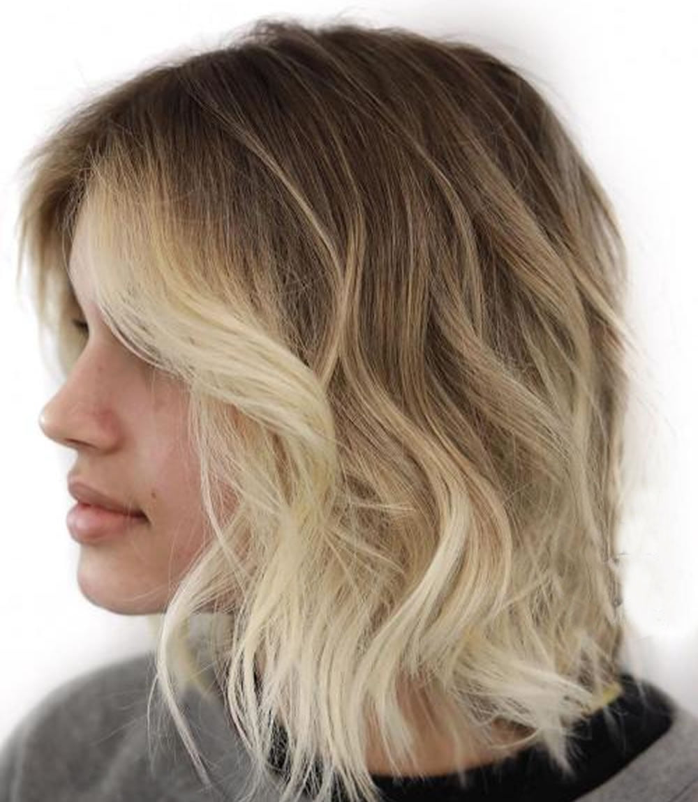 Ombre Short Hairstyles Trend Hair Colours