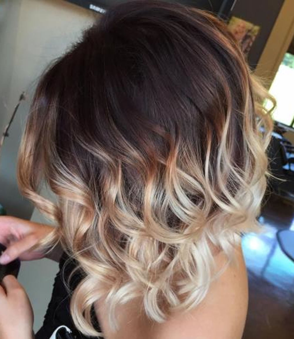 ombre short hairstyles 2018 trend ombre hair colours short haircut image page 6 hairstyles. Black Bedroom Furniture Sets. Home Design Ideas