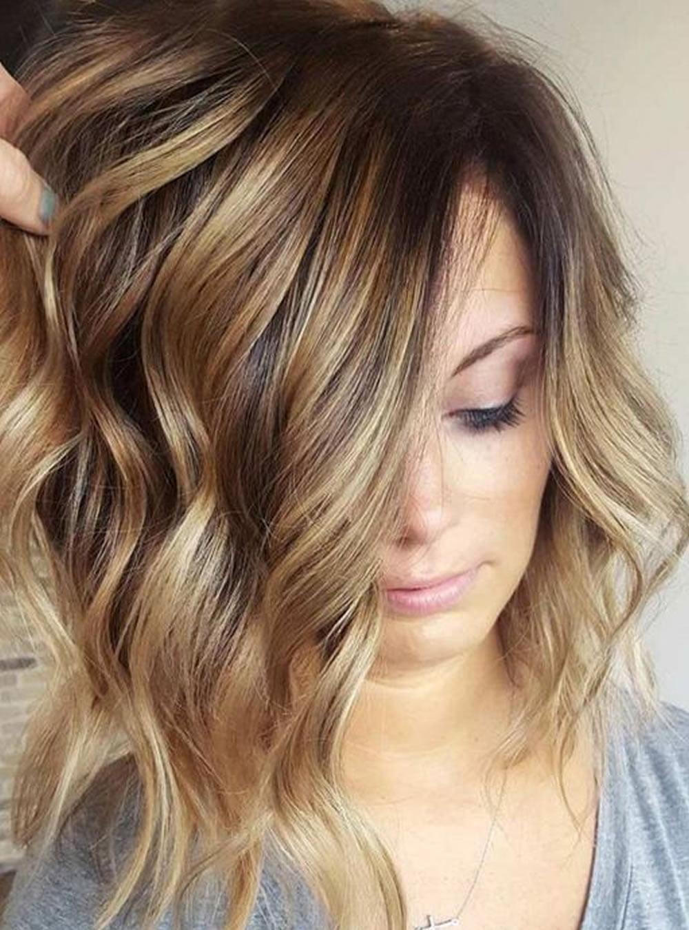 Blonde Hair Colours Pinterest