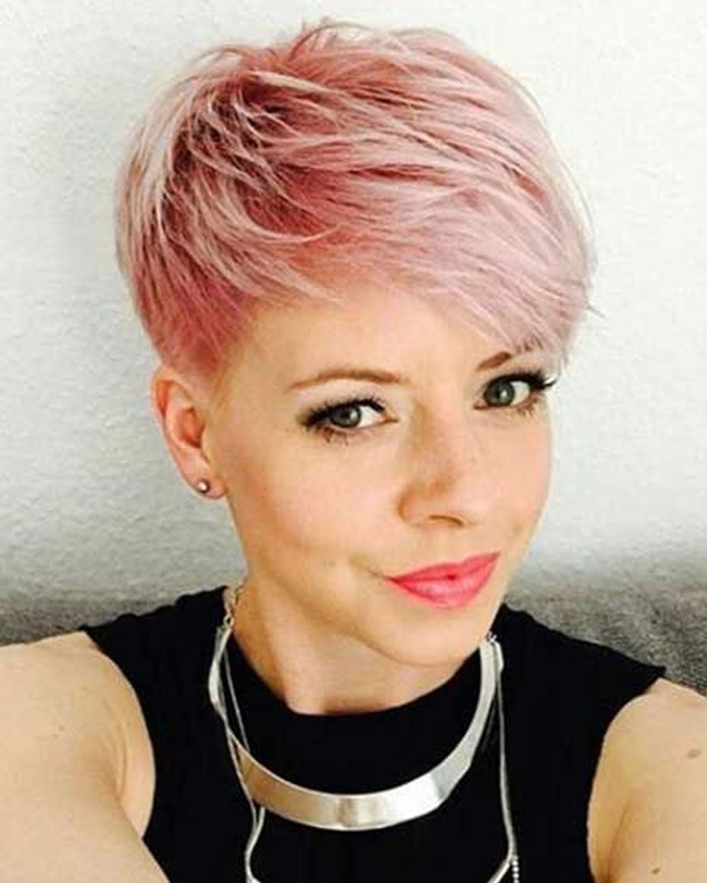 31 chic short haircut ideas 2018 pixie bob hair - Coupe courte blonde ...