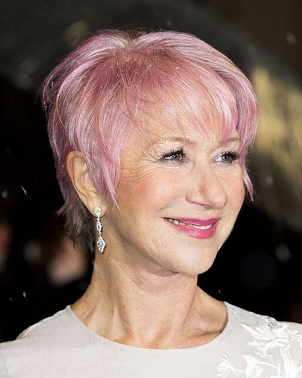 2016 spring hairstyles for women over 50 spring hairstyles