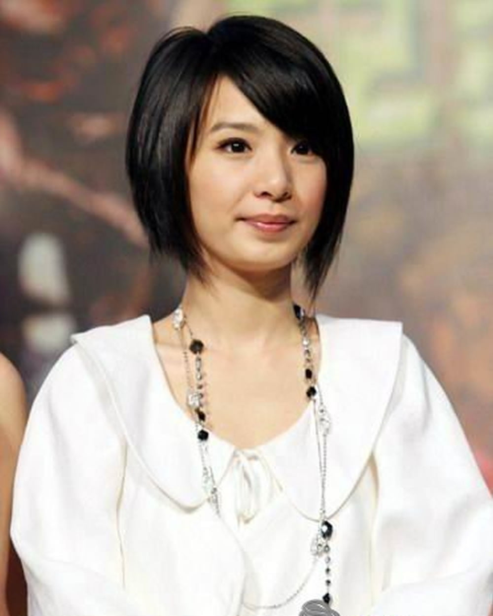 Short Bob Haircut Hair Color Hairstyle