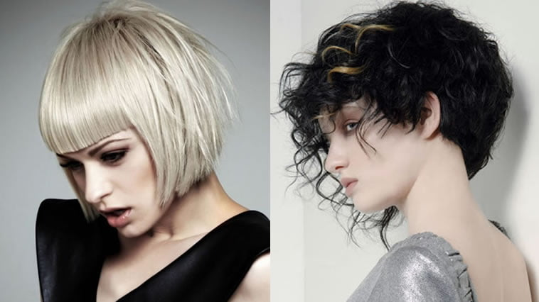 30 Haircut Inspirations For 2019: Short Bob Haircut & Hair Color