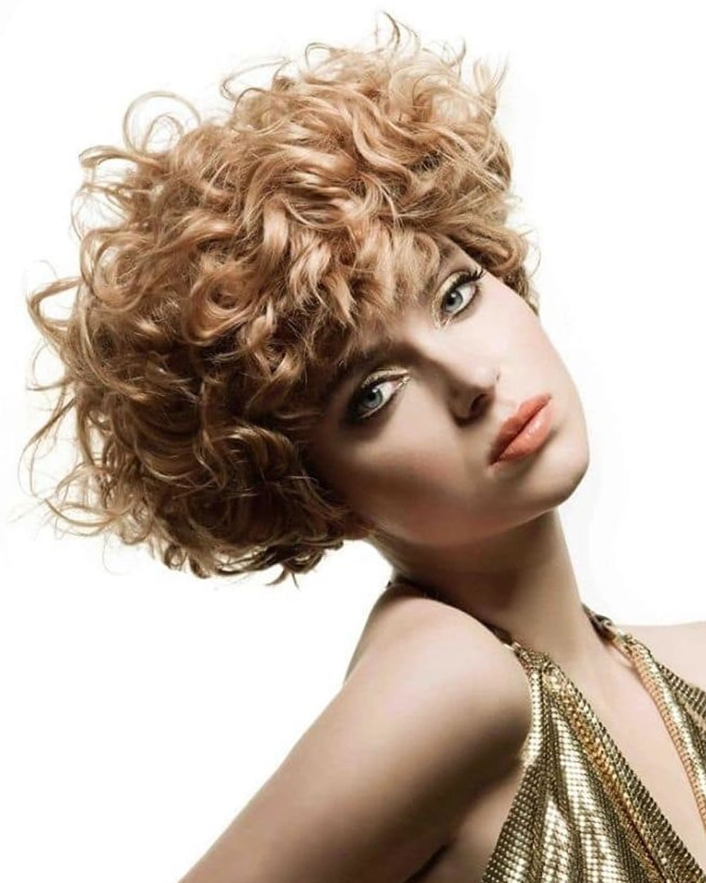 Easy Hairstyles for Short Curly Hair forecasting
