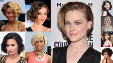 Trendy Short Bob Hairstyles 2018 - Short Bob Hair Cut ideas for Short Hair