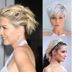 Short Hair Cut - Bob & Pixie Hair Styles for Ladies 2018-2019