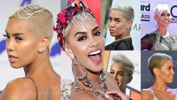 2018 Haircuts for Black Women -Sibley Scoles's Short Haircut Images for 2018