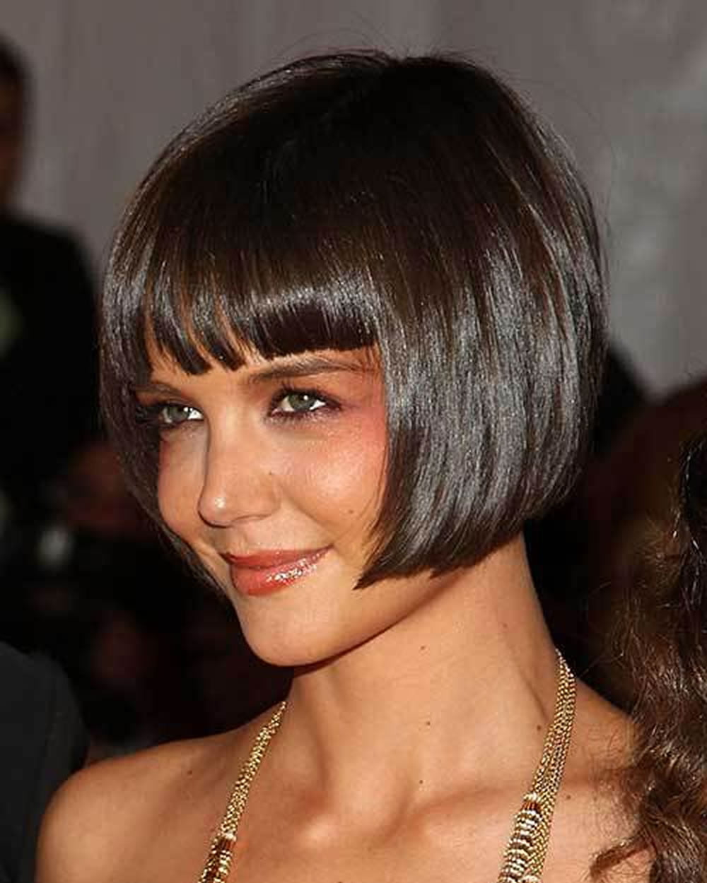 Short Layered Bob Hairstyles With Bangs: 2018 Short Layered Bob Hairstyles & Short Haircuts For