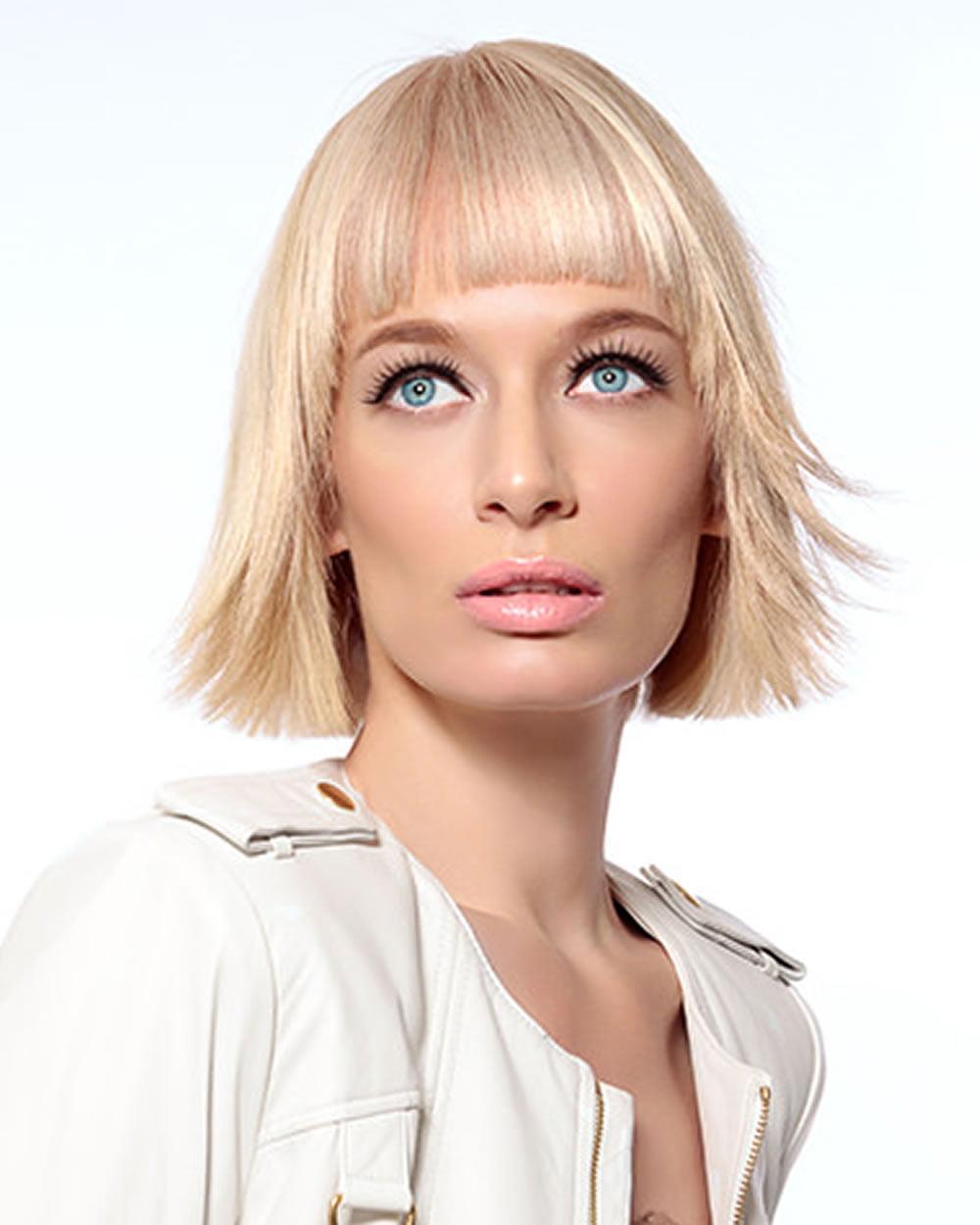 2018 Short Layered Bob Hairstyles Amp Short Haircuts For