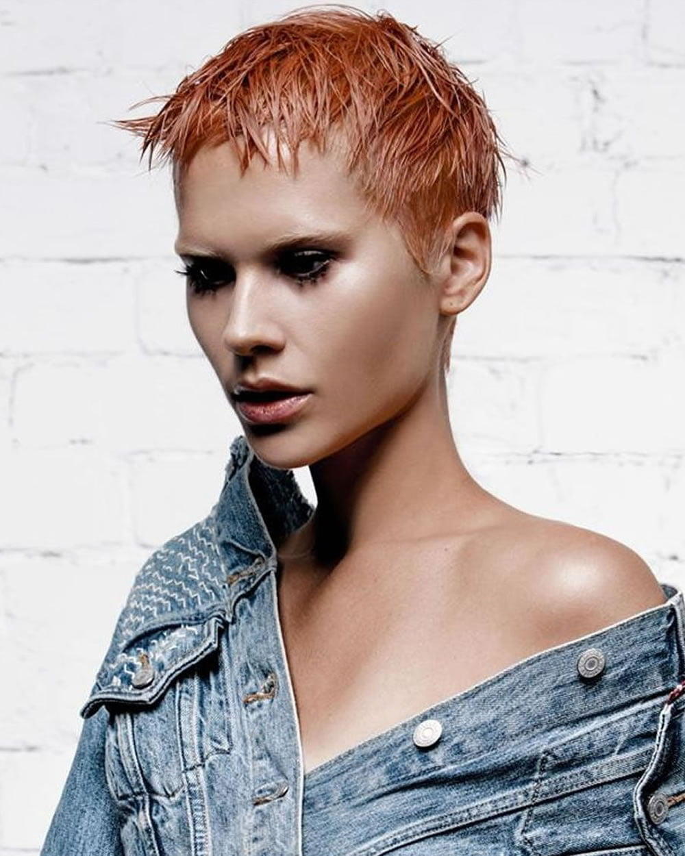 messy short pixie hair image for 20182019  hairstyles