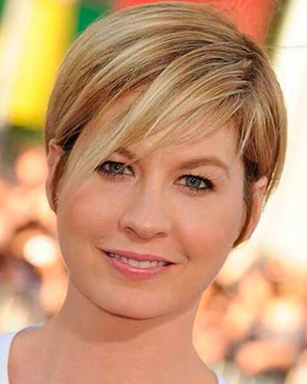 Hairstyles For Thin Fine Hair Round Face: Pixie Haircuts For Thin Hair And Round Faces