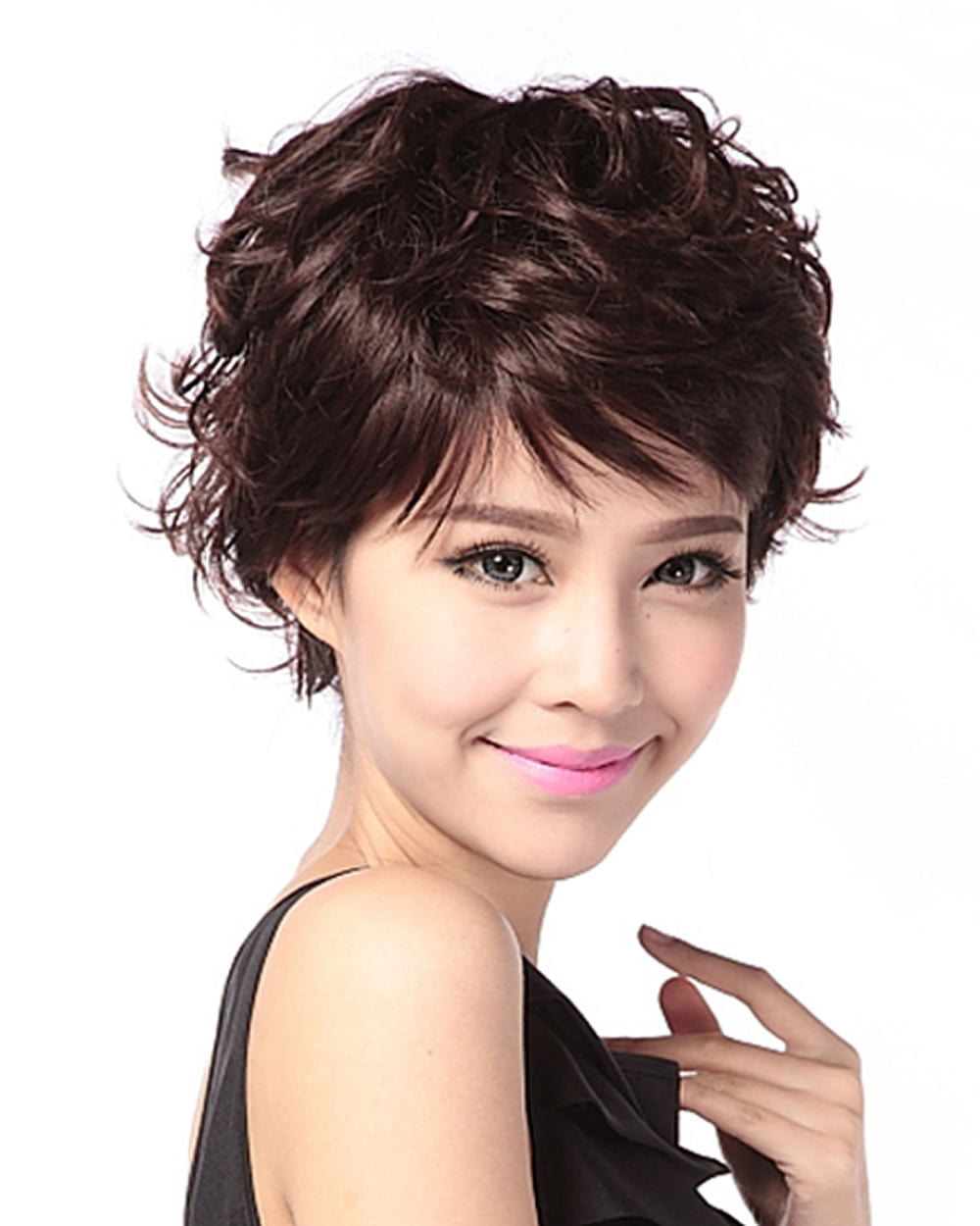 Pixie or Short Hairstyle Images 2018 & Short Hair Cut Inspirations ...