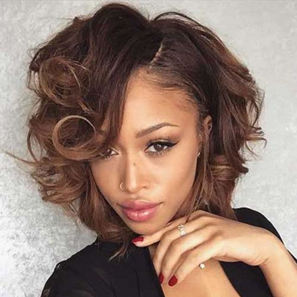 Short Bob Hair for African-American Women 2018-2019 – Page ...